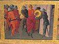 Parri spinelli, madonna della misericordia, 1435-37, predella con storie ss. lorentino e pergentino 02.JPG