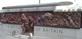 Battle of Britain Monument, London memorial in London