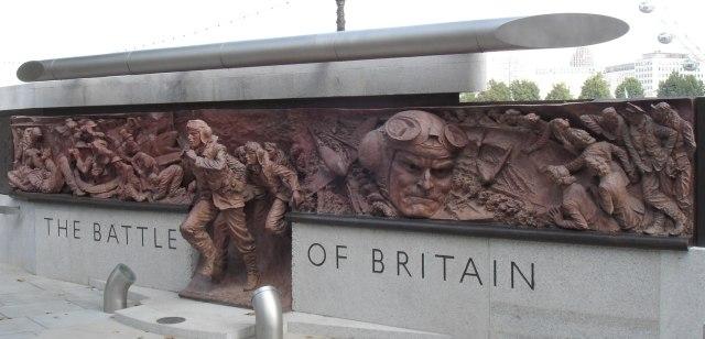 Monumento alla battaglia d'Inghilterra