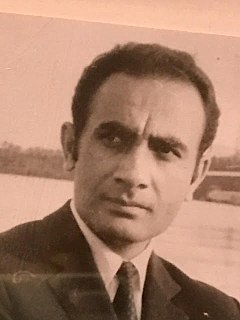 Parviz Sabeti Iranian intelligence officer