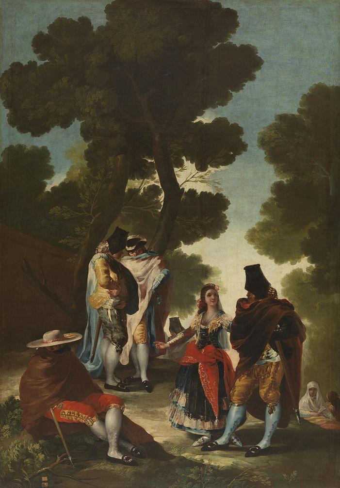 Imagen:Paseo Andalucía (detalle) Goya lou.jpg