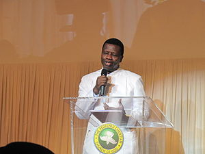Enoch Adeboye - Image: Pastor E A Adeboye 2