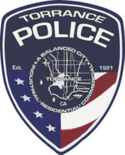 Patch of the Torrance Police Department.png