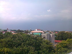 Pateros as viewed from the balcony of its town hall pic 2.jpg