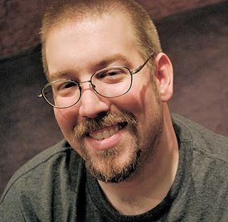 Patrick Seitz American voice actor