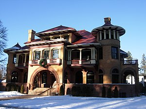 Kirtland Cutter - Patsy Clark Mansion