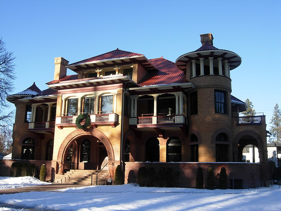 Patsy Clark Mansion1