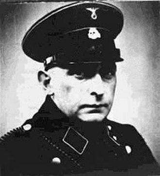 Paul Blobel - Image: Paul Blobel (SS~1940)