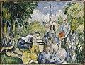 Paul Cézanne - Le Déjeuner sur l'herbe (Orangerie).jpg