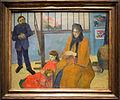 Paul Gauguin, l'atelier di schuffenecker, 1889, 01.JPG