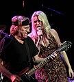 Paul Kantner & Cathy Richardson 2011.jpg