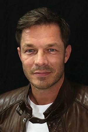 Paul Sculfor - Paul Sculfor in 2016