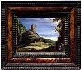 Paul bril, paesaggio con riposo durante la fuga in egitto, 1615.jpg