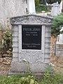 Paulik János (1866-1939), Északi Köztemető, 2017 Nyíregyháza.jpg