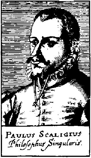 Paulus Scalichius (Scaligius, c.1534-1575)