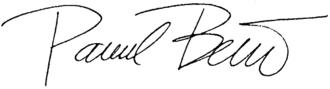 Pavel Bém - Image: Pavel Bém podpis