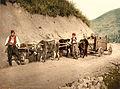Peasant wagon Bosnia Austro-Hungary.jpg