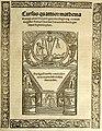Pedro Ciruelo, Cursus quattuor mathematicarum.JPG