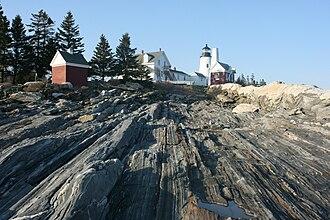 Bristol, Maine - Pemaquid Point Lighthouse