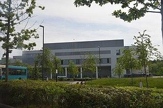 Tunbridge Wells Hospital Hospital in England