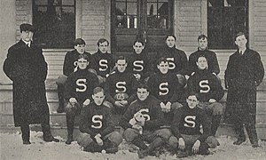1903 Penn State Nittany Lions football team - Image: Penn State Football 1903