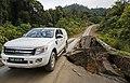 Pensiangan Sabah Sapulut-Pensiangan Road-02.jpg