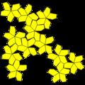 Pentagonal hexecontahedron variation net.png