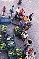 People queueing for watermelons in East Berlin, 1977.jpg