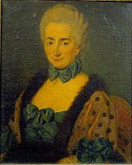 portrait of Perrine-Catherine Soulas de La Caillerie