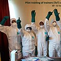 Personal protective equipment worn at training to combat zoonotic diseases.jpg