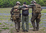 Personnel evasion and recovery drill, RIMPAC 2014 140711-N-PX130-076.jpg