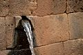 Peru - Cusco Sacred Valley & Incan Ruins 128 - Tipón water channeling (7100937385).jpg