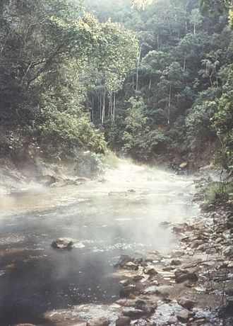 Department of Ayacucho - Image: Peru Hot Springs