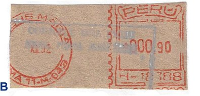 Peru stamp type BE2B.jpg