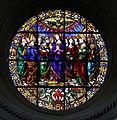 Perugino, vetrata della pentecoste, 02.jpg