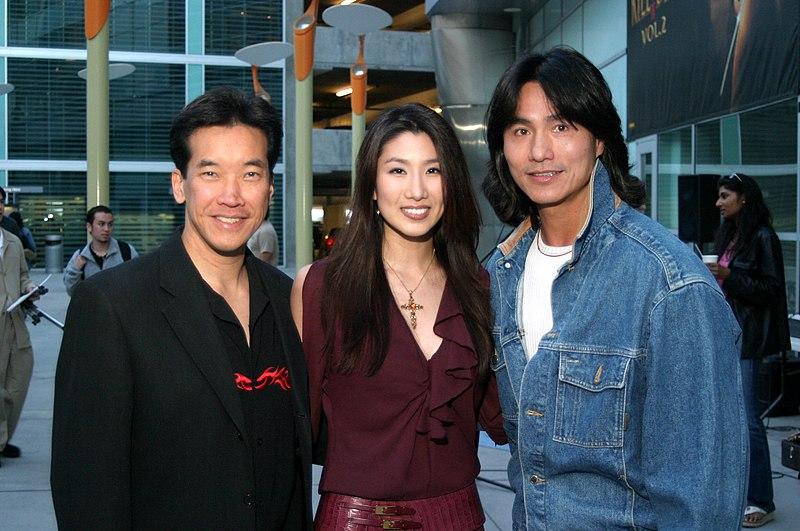 File:Peter Kwong, Annie Lee, Robin Shou.jpg