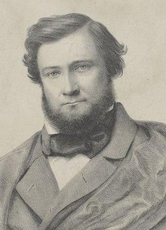 Peter Lalor - The Hon. Peter Lalor MLA, Speaker of the Legislative Assembly of Victoria, 1880–1887