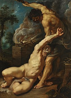 Cain and Abel The first sons of Adam and Eve in the Bible