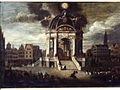 Peter Ykens - Inauguration of the crucifix on the Meirbrug.jpg