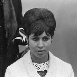 Petra Burka - Petra Burka in 1965