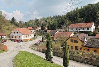 Petrov (Blansko District) Municipality in South Moravian, Czech Republic