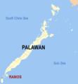 Ph locator palawan ramos island.png