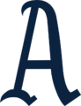 Philadelphia Athletics logo 1902 to 1919.png