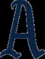 Philadelphia Athletics logo 1902 to 1919.png