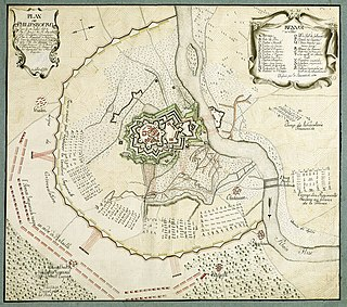 Siege of Philippsburg (1734) 1734 siege