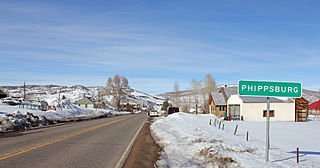 Phippsburg, Colorado CDP in Colorado, United States