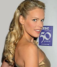 Photo of Supermodel Heidi Albertsen at the 50th Anniversary LESC Gala.jpg