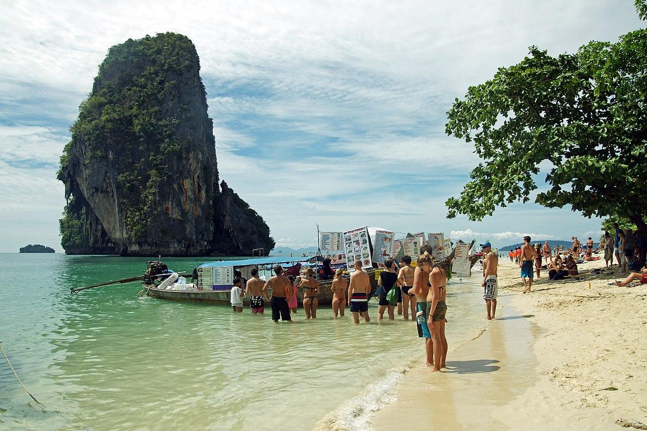 Ao Phra Nang Beach Hotel
