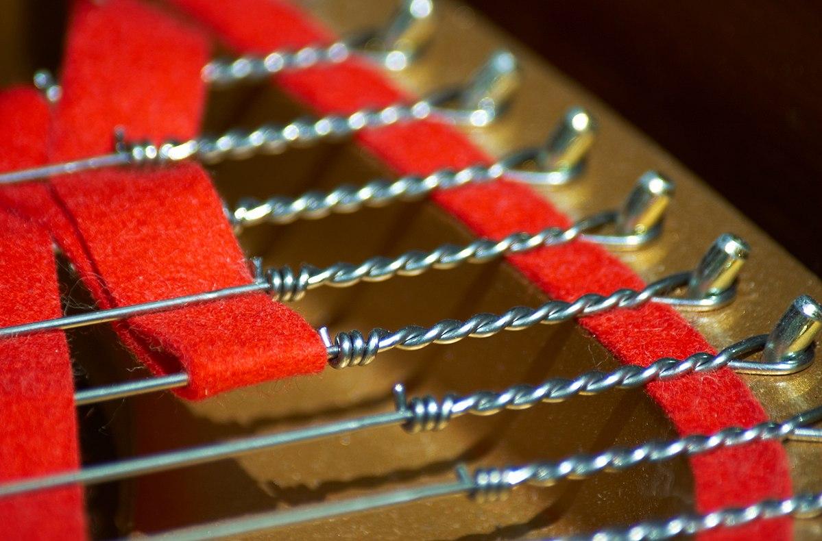 Piano wire - Wikipedia