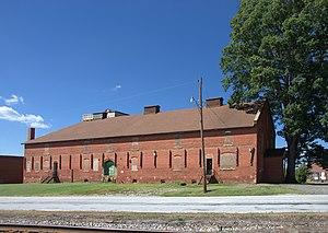 Piedmont Wagon Company - Piedmont Wagon Company Building, September 2012